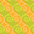 retro 3d green and orange swirly hearts stock photo © zebra-finch