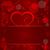 sparkling hearts light pocket vector stock photo © zebra-finch