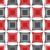 幾何学的な · 飾り · グレー · 正方形 · シームレス · 幾何学的な - ストックフォト © zebra-finch