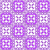 geometrical deep purple ornament with texture stock photo © zebra-finch