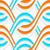 geometrik · süs · mavi · dalgalar · örnek - stok fotoğraf © zebra-finch