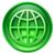 zöld · gomb · ikon · földgömb · internet · terv - stock fotó © zeffss