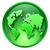 toetsenbord · groene · wereldkaart · abstract · nummers - stockfoto © zeffss