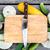 pepino · masculino · cozinhar · salada - foto stock © zeffss
