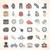 scarico · pipe · icona · vettore · isolato · bianco - foto d'archivio © zelimirz