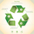 recycling · recycleren · logo · label · concept · vector - stockfoto © zelimirz