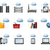 cloud computing icon set stock photo © zelimirz