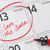 scadenza · giorno · scritto · calendario · numeri · test - foto d'archivio © zerbor