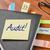 auditar · diário · ver · escritório · trabalhar - foto stock © zerbor