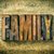antique letterpress wood type printing blocks   family stock photo © zerbor