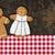 peperkoek · paar · christmas · decoraties · voedsel · groene - stockfoto © zerbor