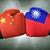 bayrak · Tayvan · soyut · imzalamak · hatları · basit - stok fotoğraf © zerbor