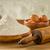 tarwe · meel · voedsel · achtergrond · tabel · witte - stockfoto © zerbor