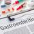 the diagnosis gastroenteritis written on a clipboard stock photo © zerbor