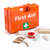 premiers · soins · pansement · matériel · médicaux · signe - photo stock © Zerbor