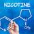 nikotin · 3d · illustration · beyaz · bilim · laboratuvar - stok fotoğraf © zerbor