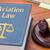 судья · Весы · книга · молодые · мужчины - Сток-фото © zerbor