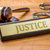 marteau · nom · plaque · gravure · salaire · justice - photo stock © zerbor