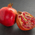пластина · гранат · семян · белый · фрукты · группа - Сток-фото © zerbor