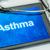 astma · zdrowia · diagnoza · schemat · zdrowych · niezdrowy - zdjęcia stock © zerbor