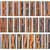antique letterpress wood type printing blocks   alphabet stock photo © zerbor