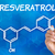 hand with pen drawing the chemical formula of resveratrol stock photo © zerbor