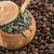 egész · levél · zöld · tea · pult · tea · táska - stock fotó © zhukow