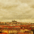 prague panorama view from vysehrad photo stylized antique postcard stock photo © zhukow