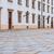 vienna austria   hofburg palace courtyard stock photo © zhukow