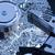 pormenor · azul · frieza · tecnologia · computador - foto stock © zhukow