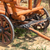 old wooden cart stock photo © zhukow
