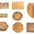 manier · hout · rustiek · bos · teken - stockfoto © zhukow