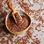 természetes · barna · rizs · fából · készült · merítőkanál · fehér - stock fotó © zia_shusha