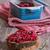 szendvics · vágódeszka · kenyér · hús · kés · paradicsom - stock fotó © zia_shusha