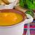 heldere · pompoen · taart · room · voedsel · oranje - stockfoto © zia_shusha