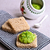 Sandwich with green puree stock photo © zia_shusha