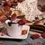 Кубок · кофе · книга · осень · желтый · лист - Сток-фото © zia_shusha