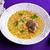 leves · ürü · hús · árpa · zöldségek · sárgarépa - stock fotó © zia_shusha