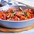 sebze · tava · pişmiş · gıda · akşam · yemeği - stok fotoğraf © zia_shusha