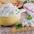 krem · ser · świeże · warzywa · pieczywo · pełnoziarniste · żywności · zielone - zdjęcia stock © zia_shusha