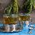 chá · medicinal · transparente · vidro · flor · monte - foto stock © zia_shusha