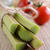 frescos · ruibarbo · crudo · grupo · vegetales · fondo · blanco - foto stock © zia_shusha