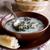 leves · spenót · étel · tányér · zöldség · fokhagyma - stock fotó © zia_shusha