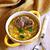 zupa · baranina · mięsa · jęczmień · marchew · łyżka - zdjęcia stock © zia_shusha