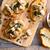 szendvics · gombák · fából · készült · felület · étel · olaj - stock fotó © zia_shusha