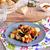 zöldségek · pörkölt · szeletek · padlizsán · paprikák · krumpli - stock fotó © zia_shusha