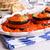 berinjela · tomates · queijo · fatias · vermelho - foto stock © zia_shusha