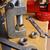 dispositivo · noz · mão · mesa · de · madeira · construção · tabela - foto stock © zia_shusha