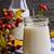yoğurt · gül · küçük · yaprakları · gıda · yaprak - stok fotoğraf © zia_shusha