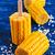 Cut corn on the cob on a stick stock photo © zia_shusha